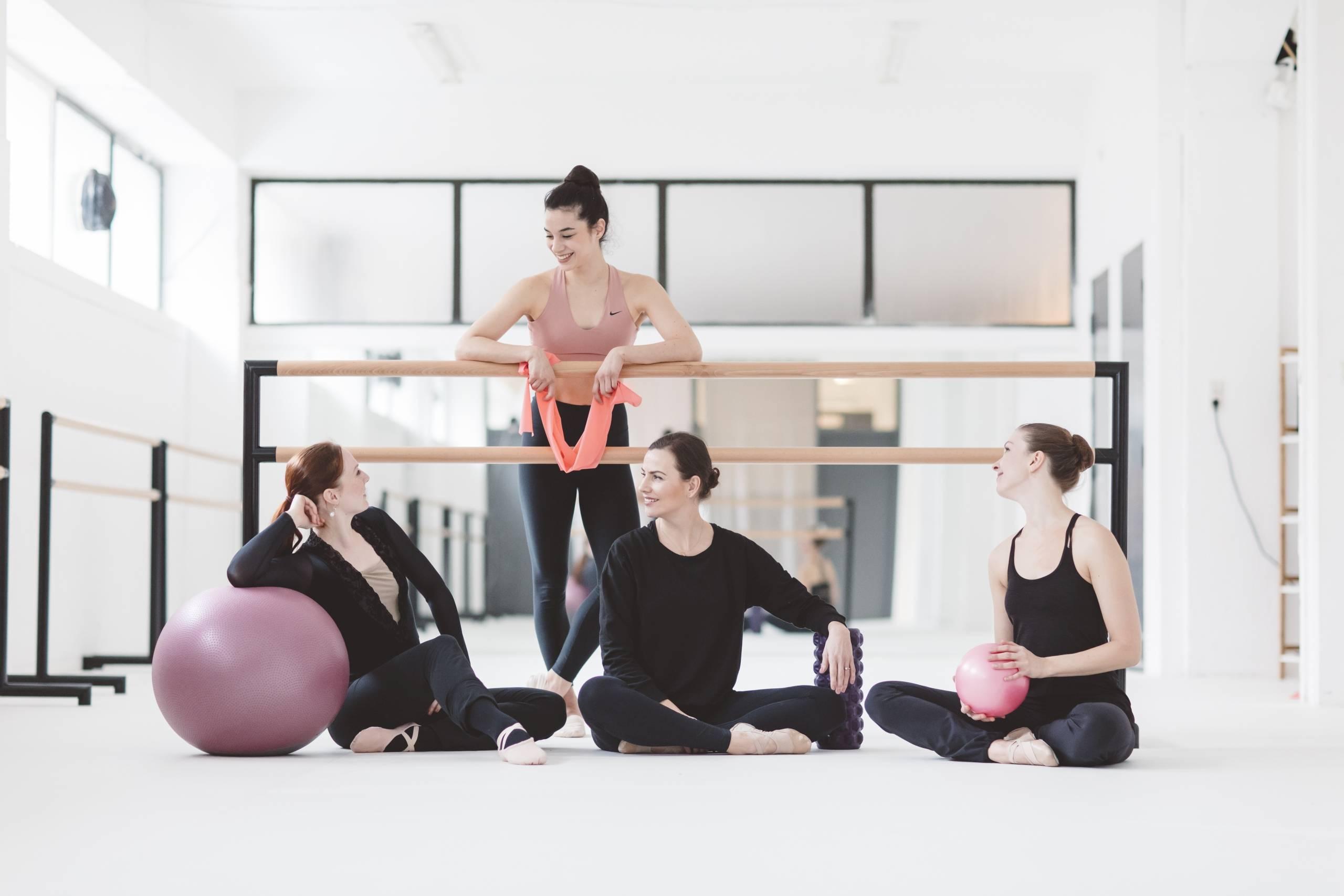 Neo Ballet Barre proefles